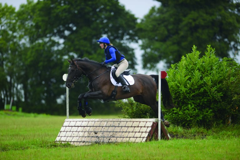Harry Meade Cross-country