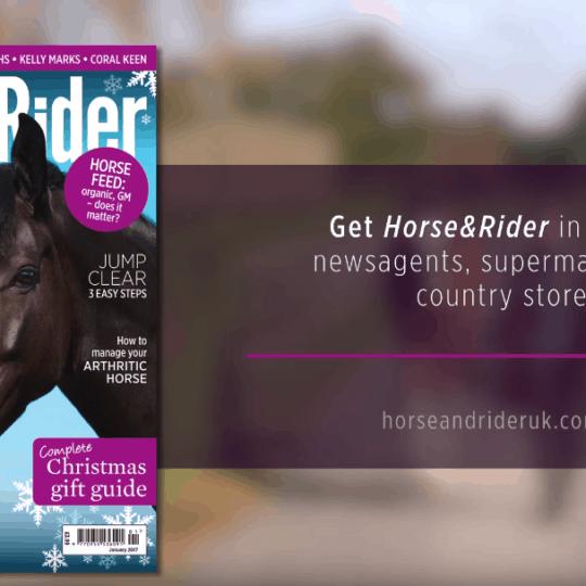 Horse&Rider – January 2017