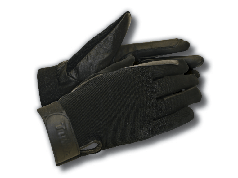 Hy Hy5 Adults Every Day Riding Gloves Leather Palm Black//Navy//Brown XS-XL