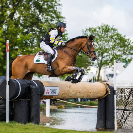 International Eventing Forum 2017 – The Next Generation (Sam)