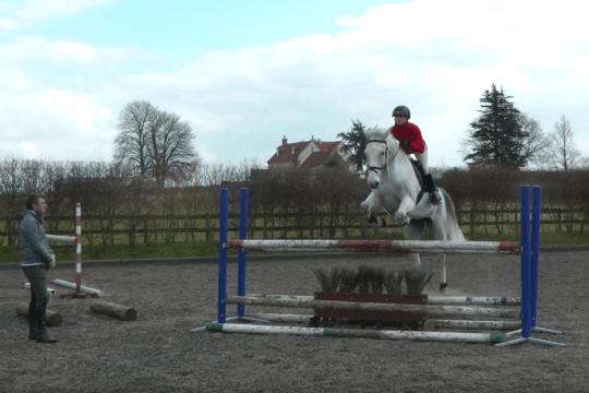 Horse&Rider magazine – February 2017