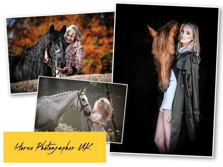 WIN a photoshoot for you and your horse with Horse Photographer UK