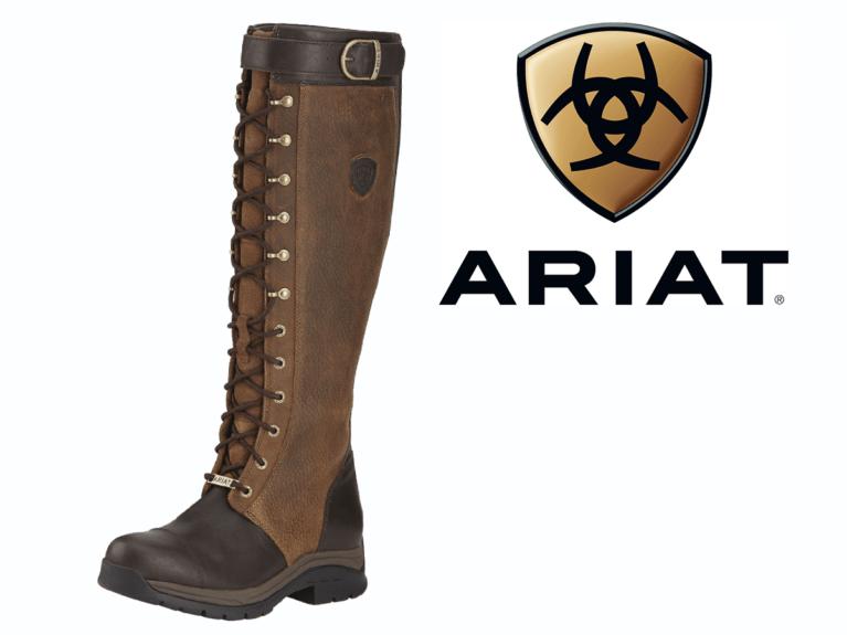 WIN a pair of Ariat women's Berwick GTX insulated boots