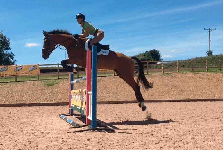 Jumping with Mary & Emily King