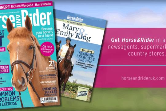 Horse&Rider Magazine – Spring 2017