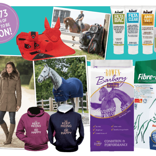 Horse&Rider Spring Giveaways