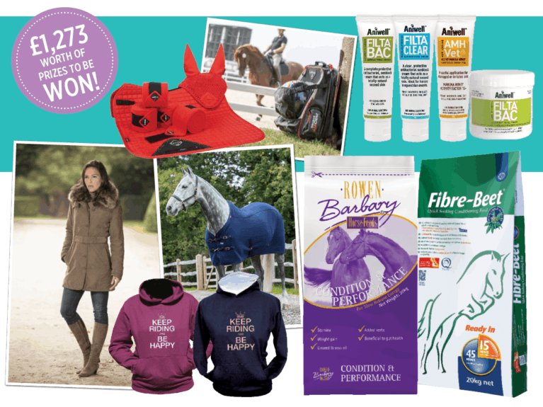 Horse&Rider Spring Giveaways
