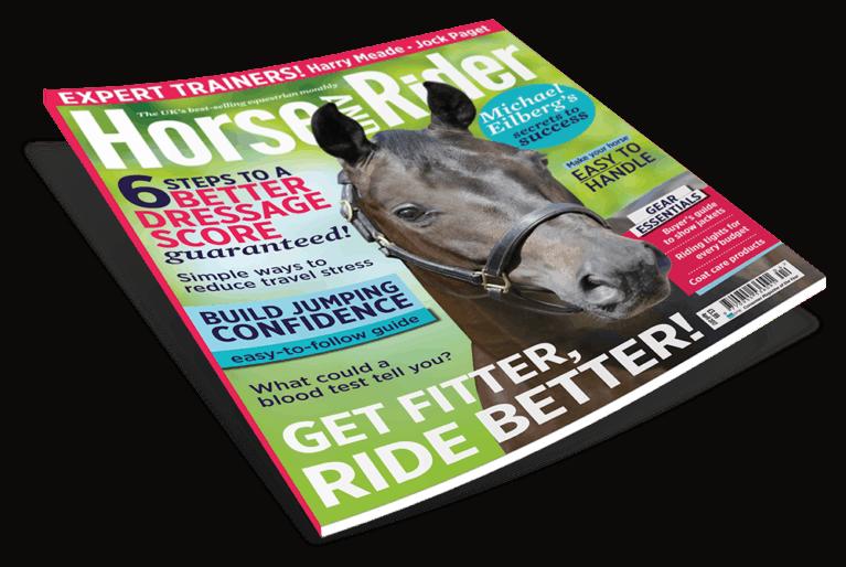 Horse&Rider April 2017