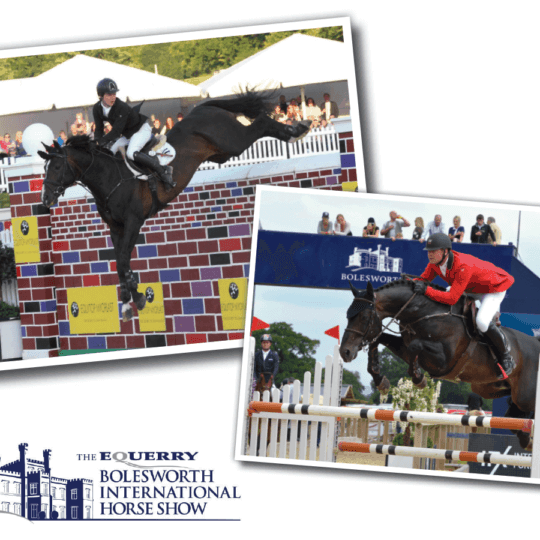 WIN VIP tickets to The Bolesworth International Horse Show