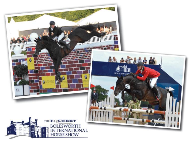 WIN VIP tickets to The Bolesworth International Horse Show