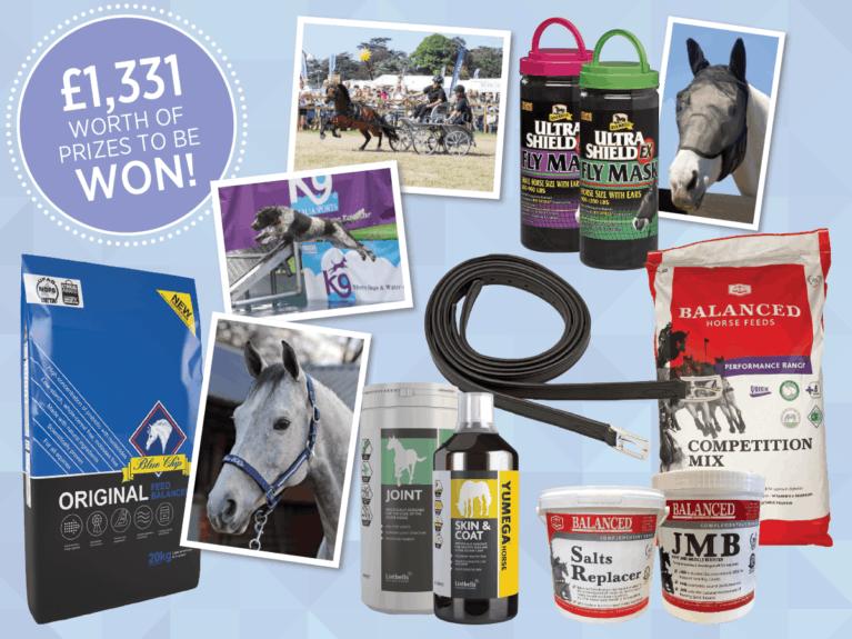 Horse&Rider April Giveaways