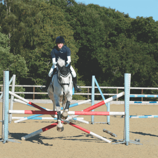 Build jumping confidence with Jock Paget