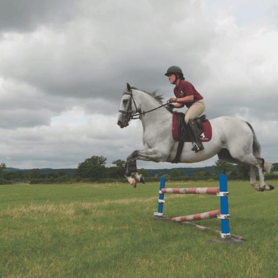 Clare Poole – Jumping