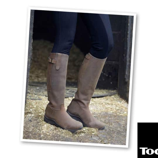 WIN a pair of Toggi Calgary boots