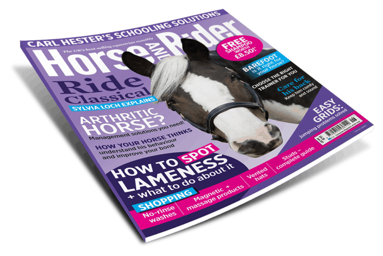 Horse&Rider June Magazine