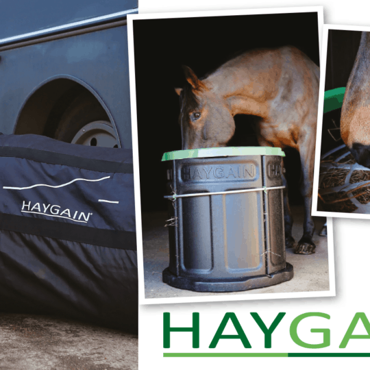 Haygain Forager