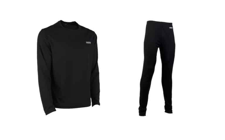 SnugPak 2nd Skinz Coolmax long sleeved top and long johns
