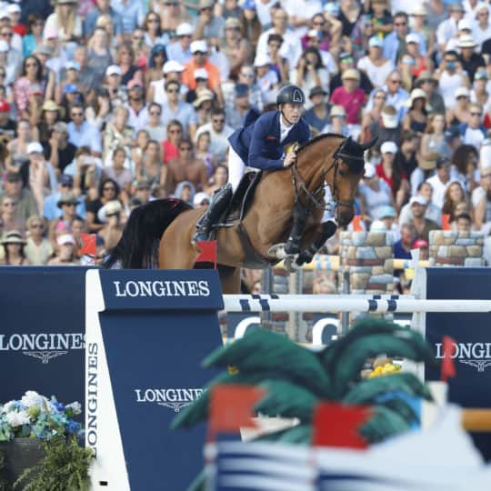Longines Global Champions Tour returns to London