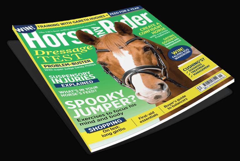 Horse&Rider September 2017