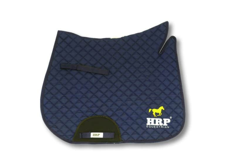 HRP GP Dual Square Wings saddle pad