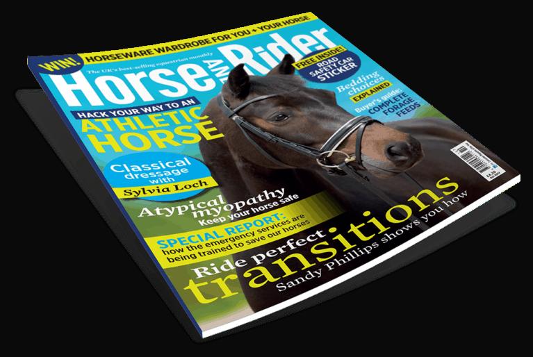 Horse&Rider October 2017