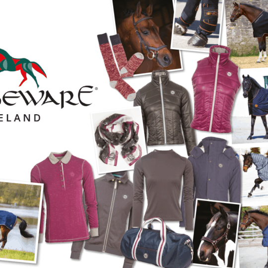 HORSEWARE winter wardrobe