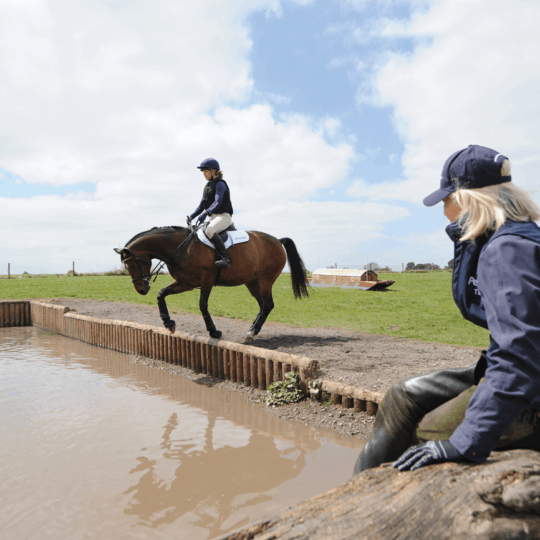 How to tackle water with Lucinda Green
