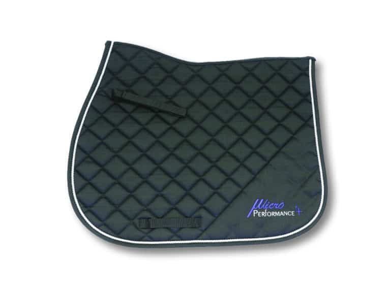 MicroPerformance+ saddle pad