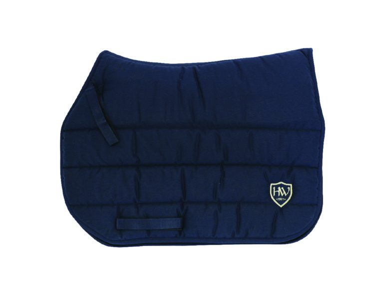 Rambo saddle pad with vari-layer