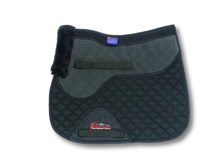 Shires Equestrian Performance SupaFleece Airflow Anti-Slip saddle pad