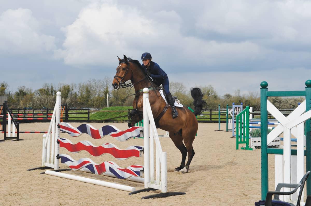 Tina Fletcher S Top Jumping Tips Horse And Rider