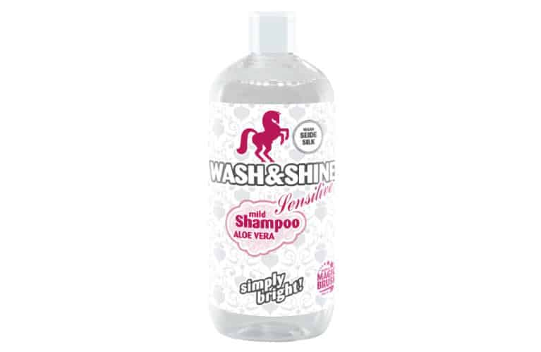 Magic Brush Wash&Shine Sensitive shampoo