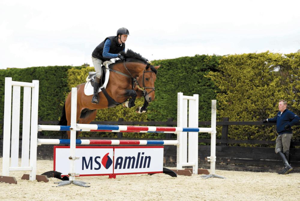Jump bigger fences with Tim Stockdale