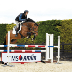 Jump bigger fences with Tim Stockdale