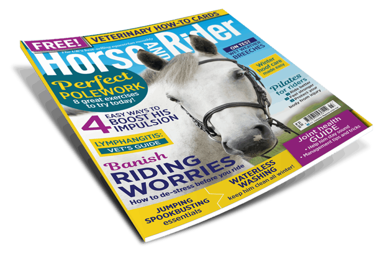Horse&Rider March 2018