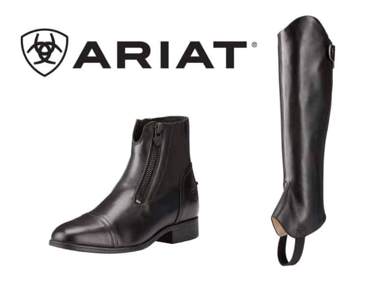 0c0ce0cf4db WIN a pair of Ariat boots and chaps | Horse and Rider