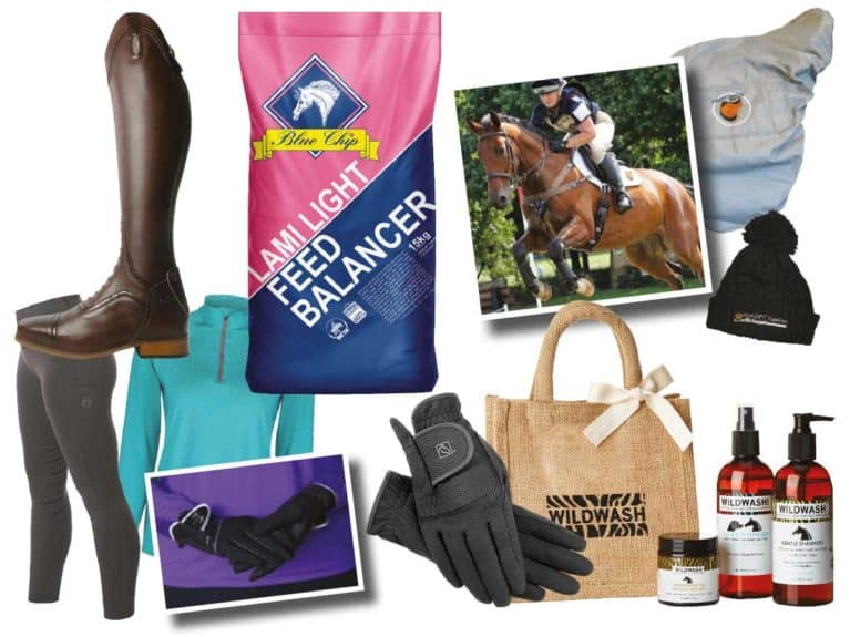 Prize giveaway in July Horse&Rider