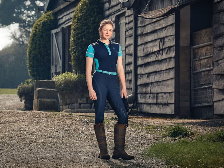 Dublin Edge Gel Full Seat Breeches tried and tested by Horse&Rider