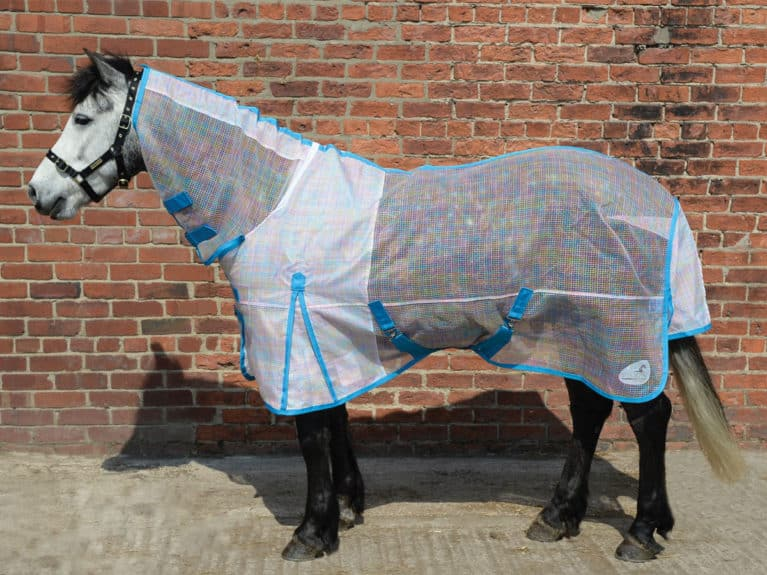 Masta Ripstop fly rug tried and tested by Horse&Rider