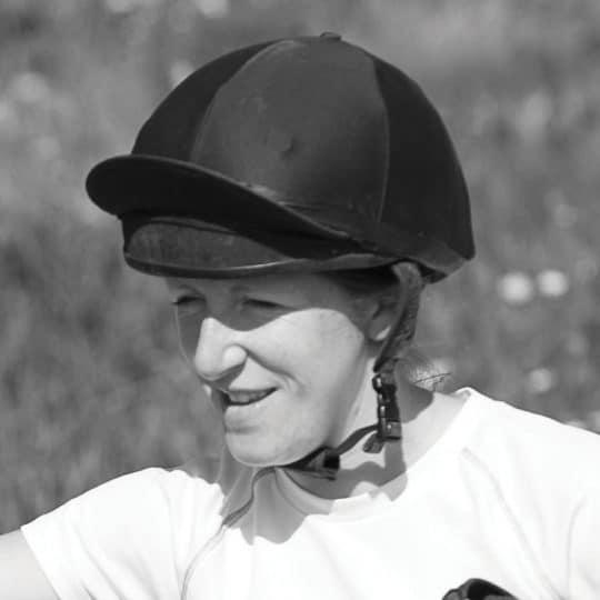 Fizz Marshall, specialist in equine rehabilitation