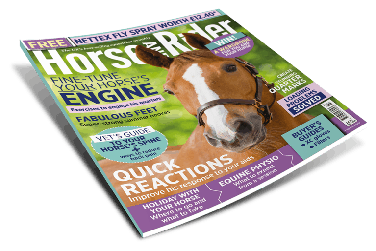 Horse and Rider July 2018 Magazine