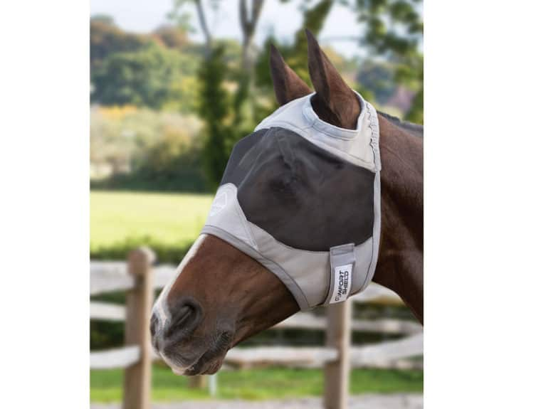 LeMieux Comfort Shield fly mask