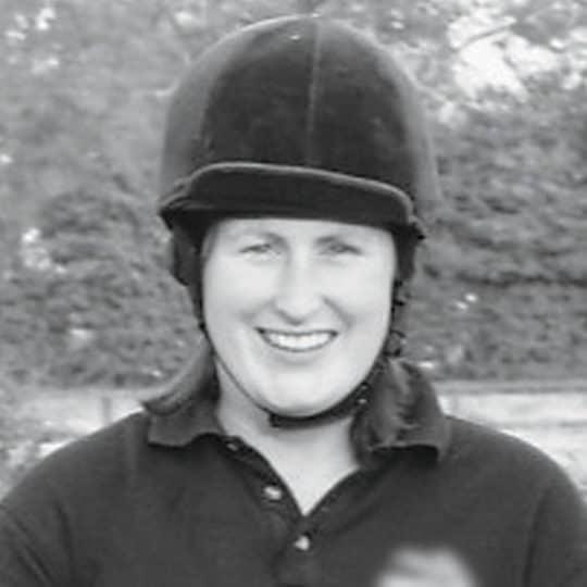 Anna Hollis, featured expert for Horse&Rider magazine