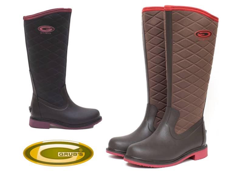 Grub's Skyline boots