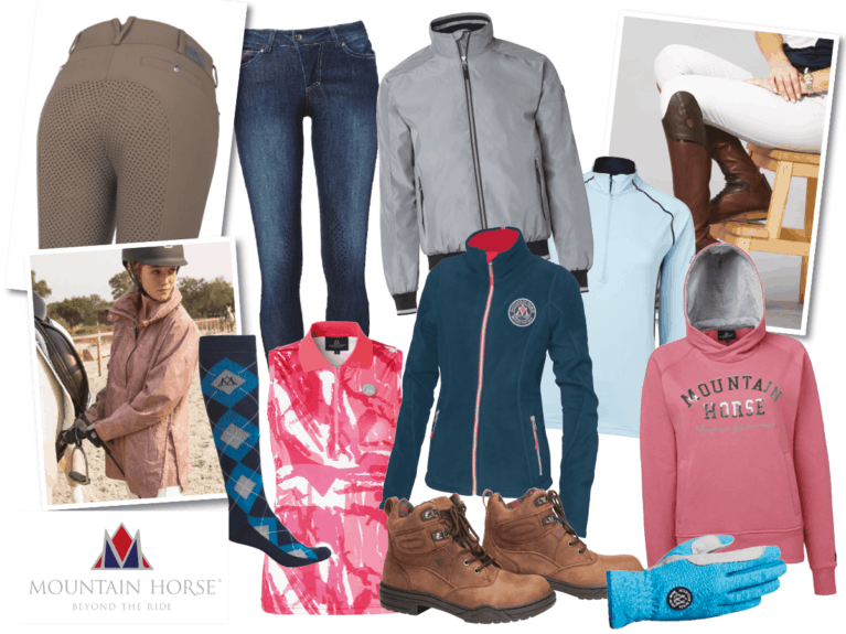 Competition to win a wardrobe from Mountain Horse