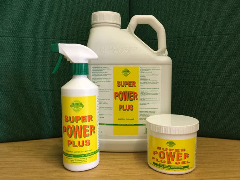 Super Power Plus from Barrier