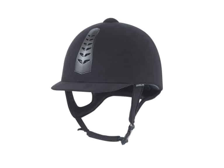 Dublin's Silver Pro riding hat