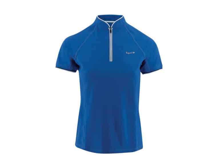 Equit'M's short sleeved polo shirt