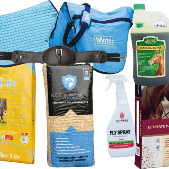 Horse&Rider August prize giveaway
