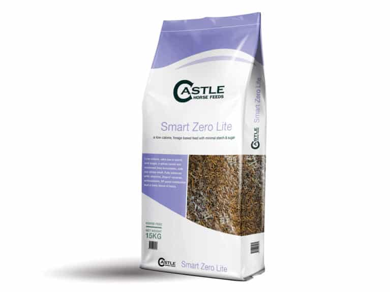Smart Zero Lite from Castle Horse Feeds